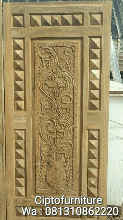 Desain Pintu Rumah - Jual Furnitur Terbaik | Cash & Credit ...