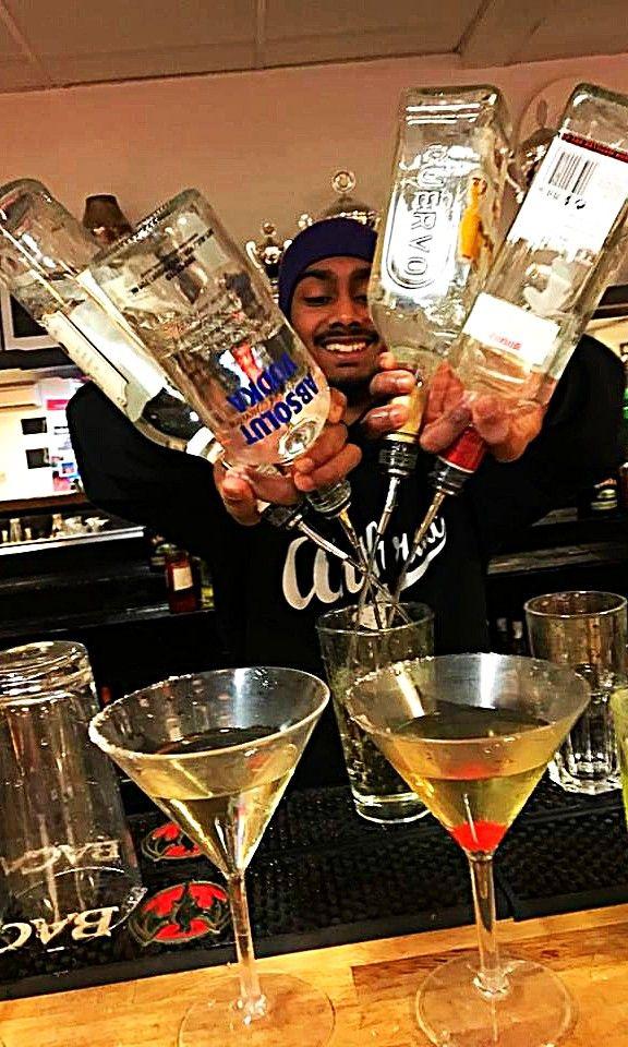 Las Vegas Bartending European Bartender School Las Vegas Pinterest