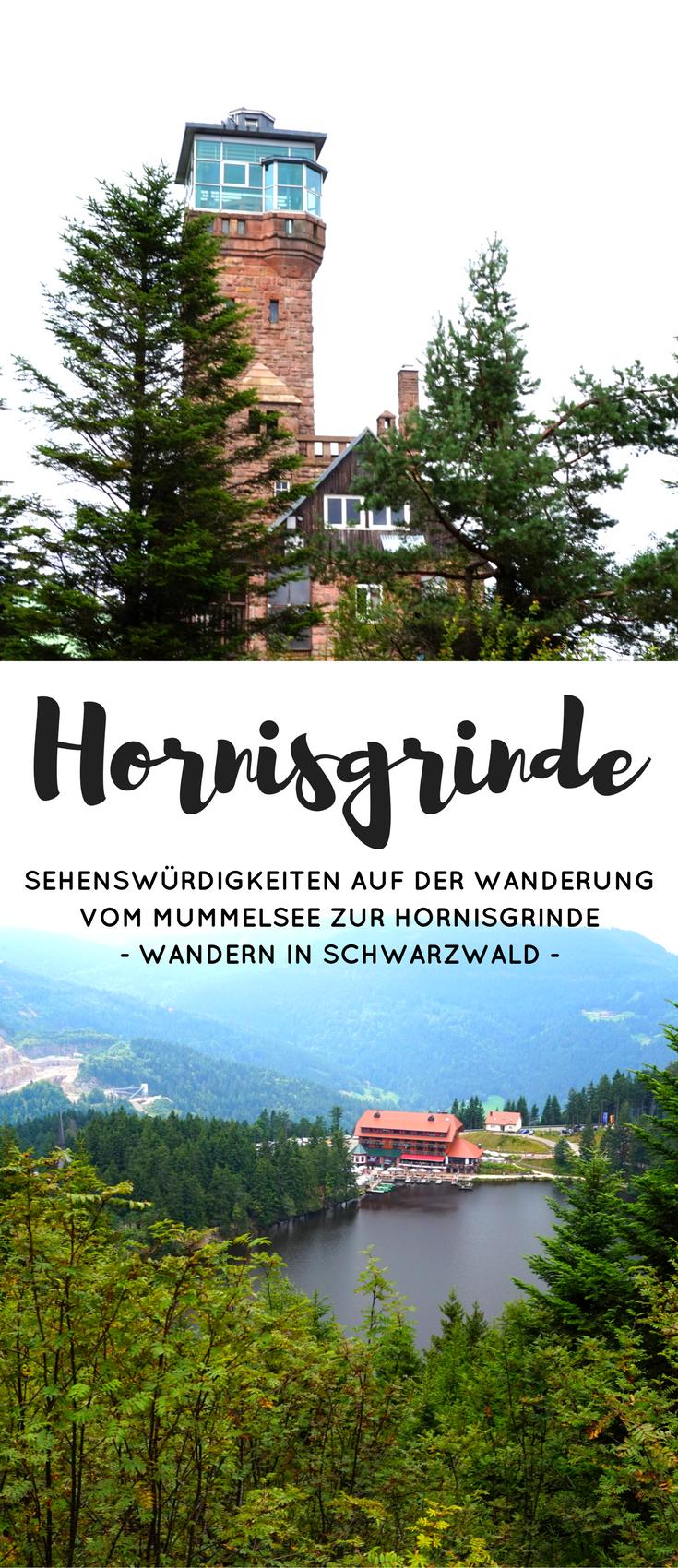 Mummelsee und Hornisgrinde Wandern im Schwarzwald