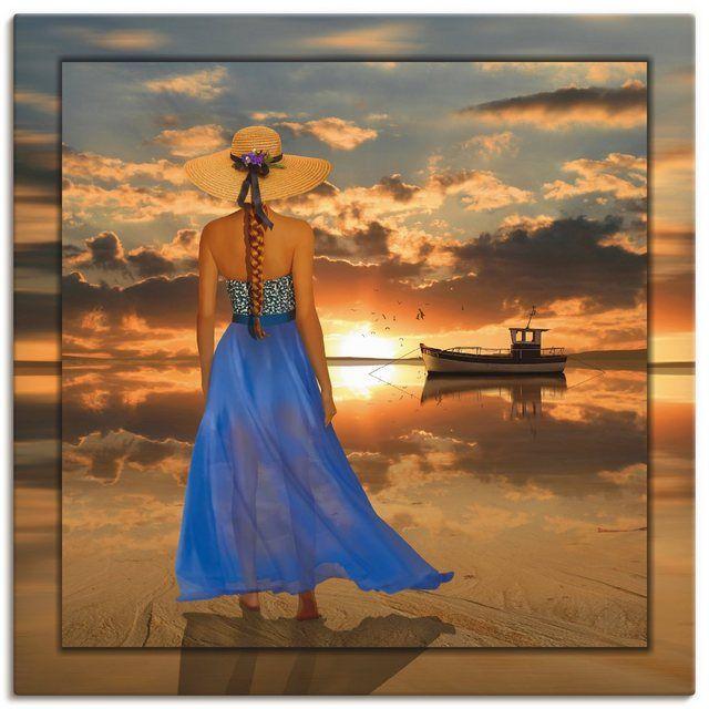 Photo of Artland canvas print »Mausopardia: summer feelings« OTTO