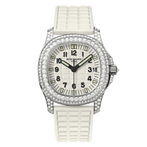 Patek Philippe Aquanaut 5069 Blanco Oro Blanco Reloj 5069g 011 Top