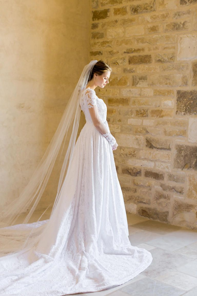 See Alyssa Campanella And Torrance Coombss Regal Wedding Photos