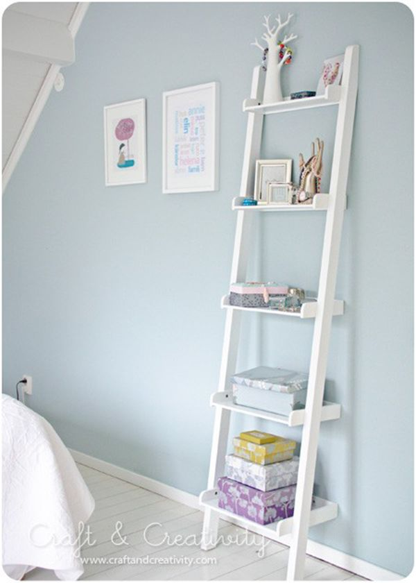 estanter a escalera habitaciones ni as pinterest