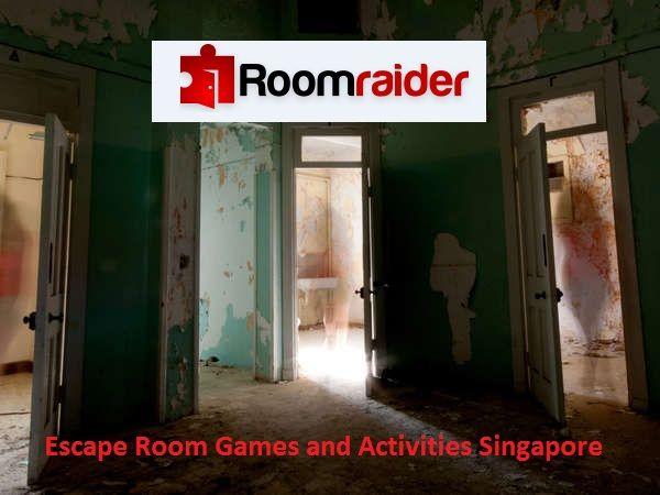 Play the world class escape room games at Roomraider SG and enhance ...