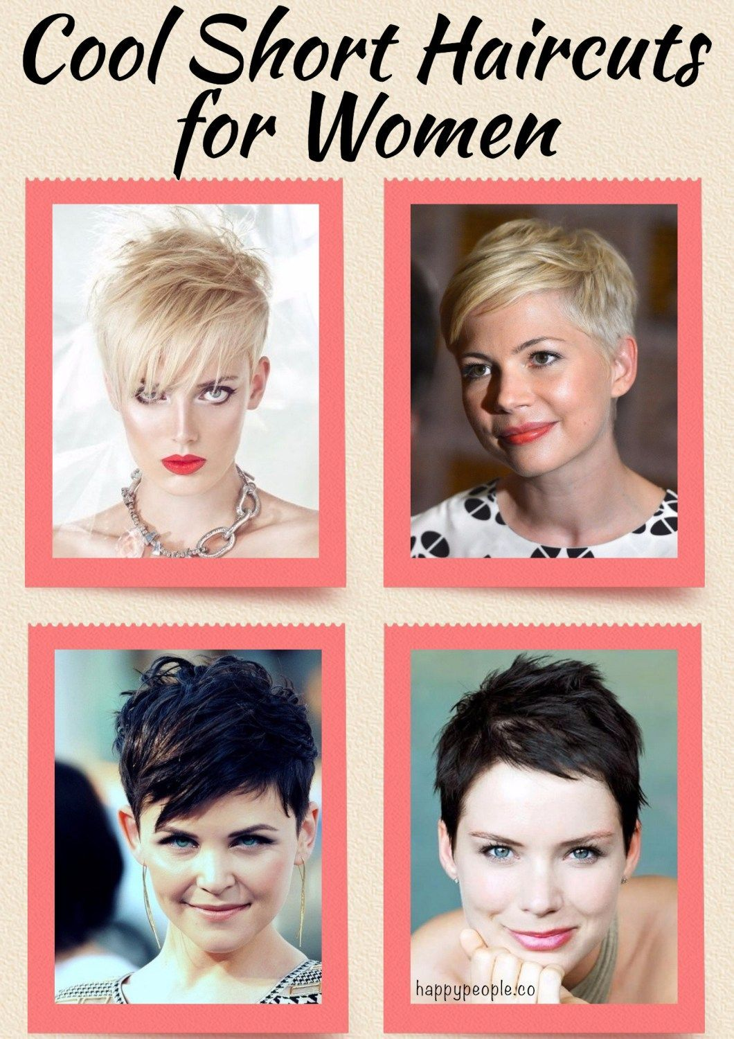 cool short haircuts for women easyhairstyles easy hairstyles