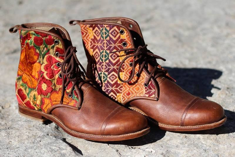 CUSTOM BOOTS! Made in Pastores, Guatemala. Build Your Own