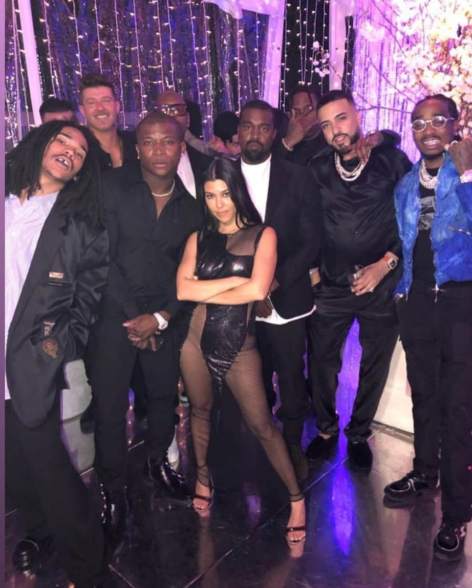 What The Kardashian Jenners Wore To Kourtney Kardashian S 40th Birthday Party Kourtney Kardashian Kourtney Kardashian Style Birthday Party Outfits [ 1148 x 922 Pixel ]