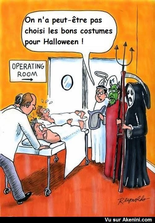 Cartoons halloween citations humour - Image halloween drole ...