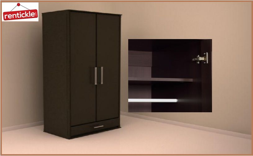 Nice Renticle Gives You Wide Range Of Double Door And Single Door Wardrobes On  Rent In A