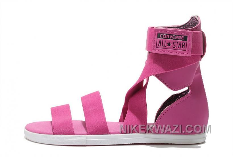 http://www.nikekwazi.com/converse-all-star-rose-carmine-chuck-taylor-red-gore-roman-sandals.html CONVERSE ALL STAR ROSE CARMINE CHUCK TAYLOR RED GORE ROMAN SANDALS Only $65.00 , Free Shipping!