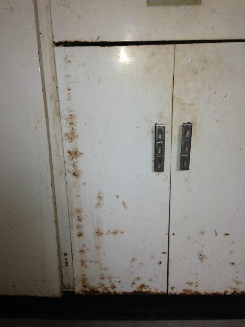 Metal Cabinet Makeover Roadside Rescue Metal Kitchen Cabinets