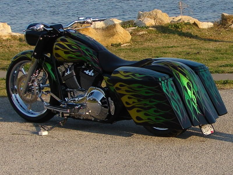 Bad Dad | Custom Bagger Parts for Your Bagger | Baggers :: Ronnie\'s ...