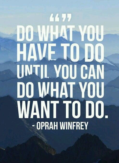 Do what's needed! | Life quotes, Motivational quotes ...