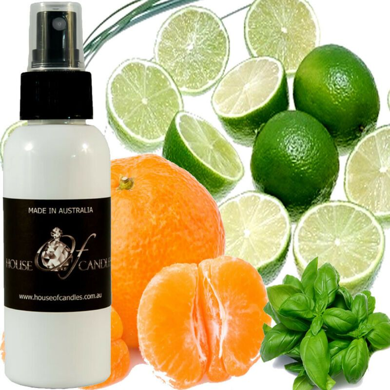 Lime Basil Mandarin Linen Spray Pillow Mist Vegan Cruelty Free Ebay In 2020 Body Spray Suntan Lotion Linen Spray