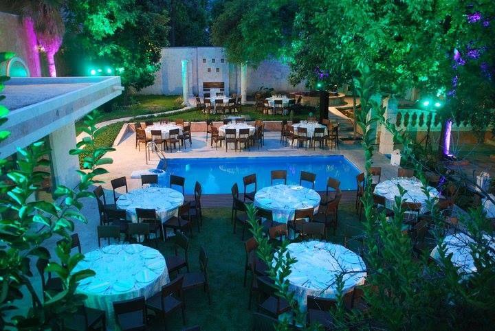 Atractivos Quintas Para Eventos En Monterrey Puro Glamour