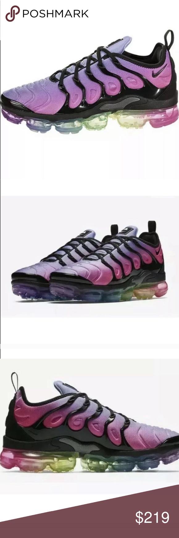Nike Shoes Air Vapormax Pink White