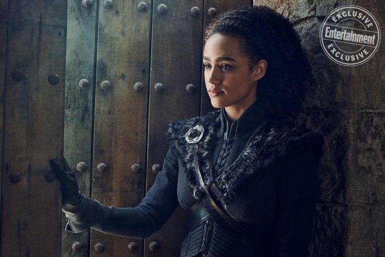 Gorgeous Game Of Thrones Cast Portraits Tease Season 8 Storylines Game Of Thrones Cast It Cast Nathalie Emmanuel