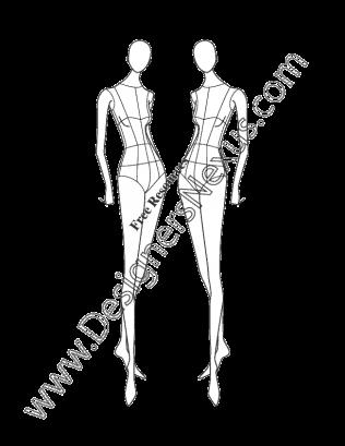 Free Fashion Croquis 120 Fashion Figure Templates Fashion Figures Fashion Figure Templates Figure Poses