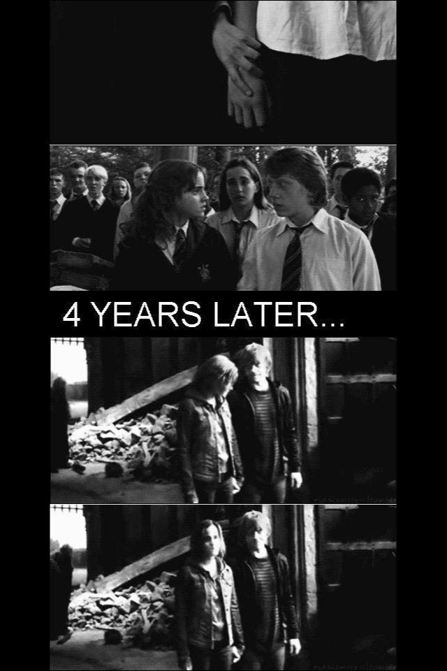 Ron & Hermione! <3