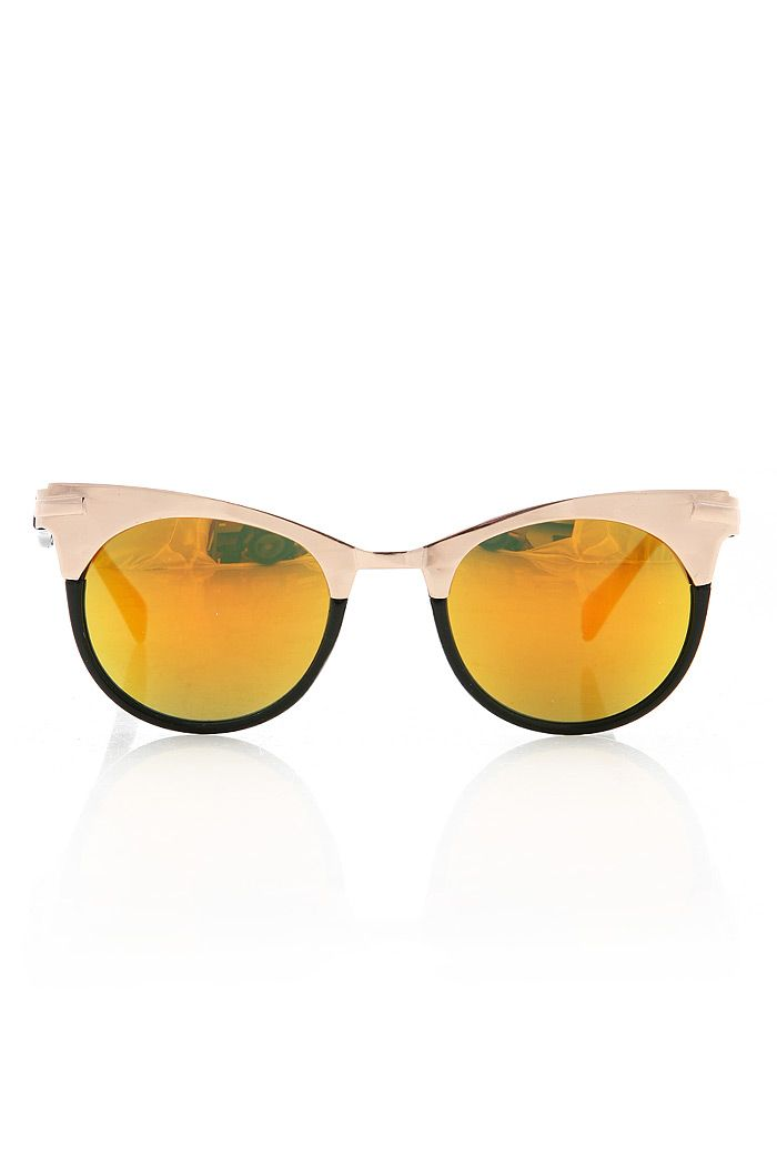 Space Reflective Sunglasses | Sunglasses at Pink Ice