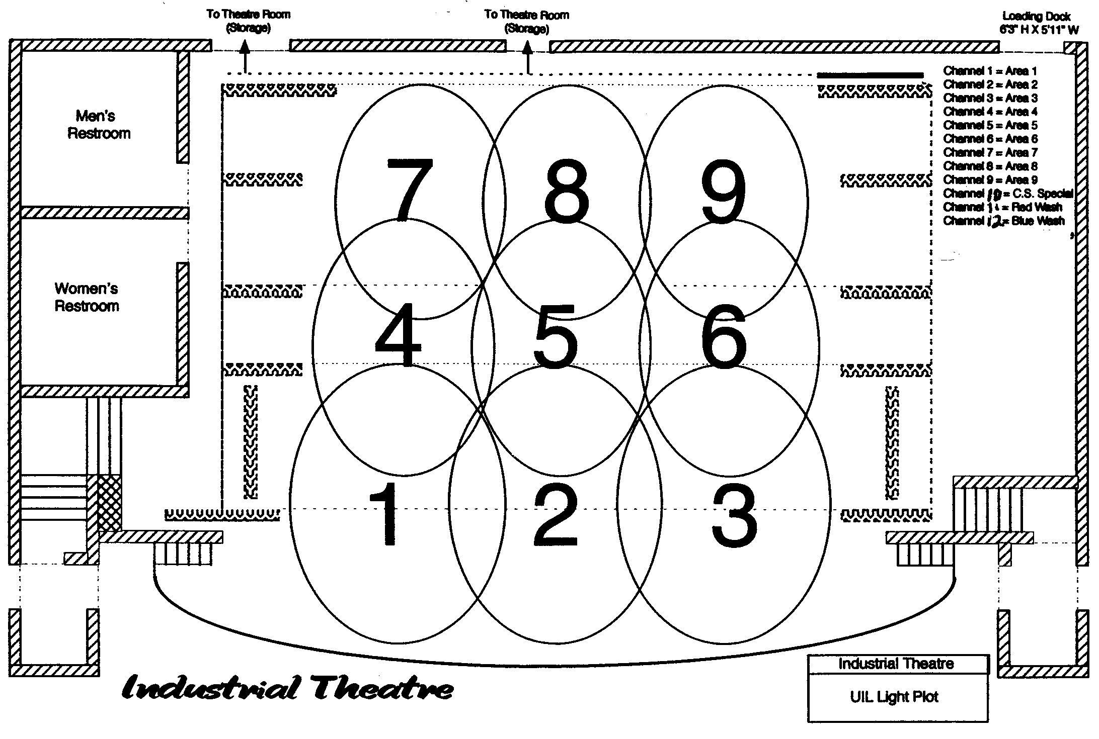 Stage light plot 1 18 2 184 1 470 stage for Stage plot template