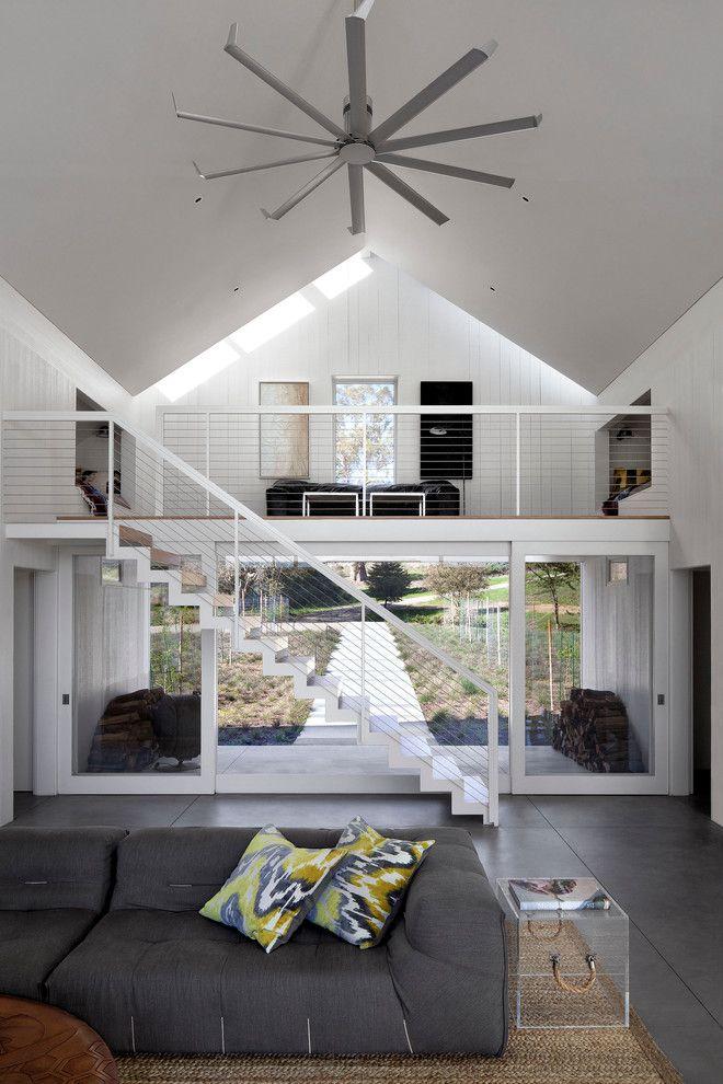 Wonderful How To Build A Mezzanine Ideas In Living Room Farmhouse