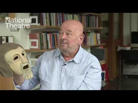 ▶ 'The Oresteia' (1981): The Use of Masks - YouTube