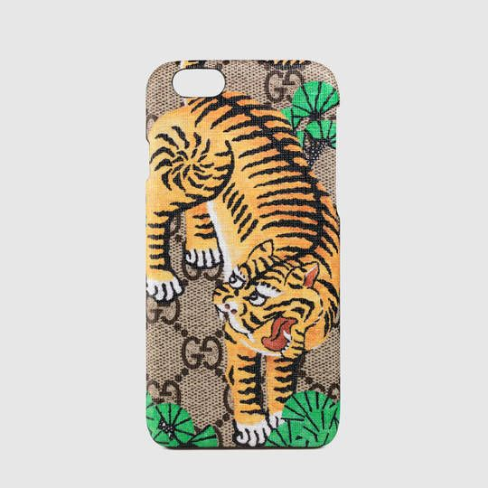 buy popular dd857 29d43 Gucci - Gucci Bengal iPhone 6 case | style | Iphone 7 cases, Iphone ...