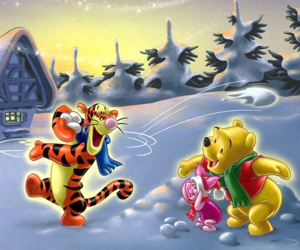 Snowball fight pooh bear Pinterest Snowball fight and Eeyore