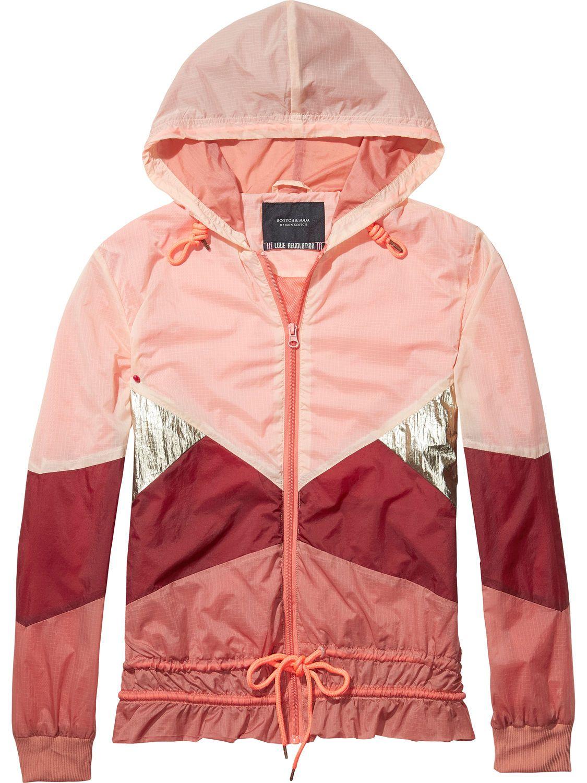 Technical Sport Jacket Girls Activewear Jackets For Women Streetwear Women [ 1500 x 1125 Pixel ]