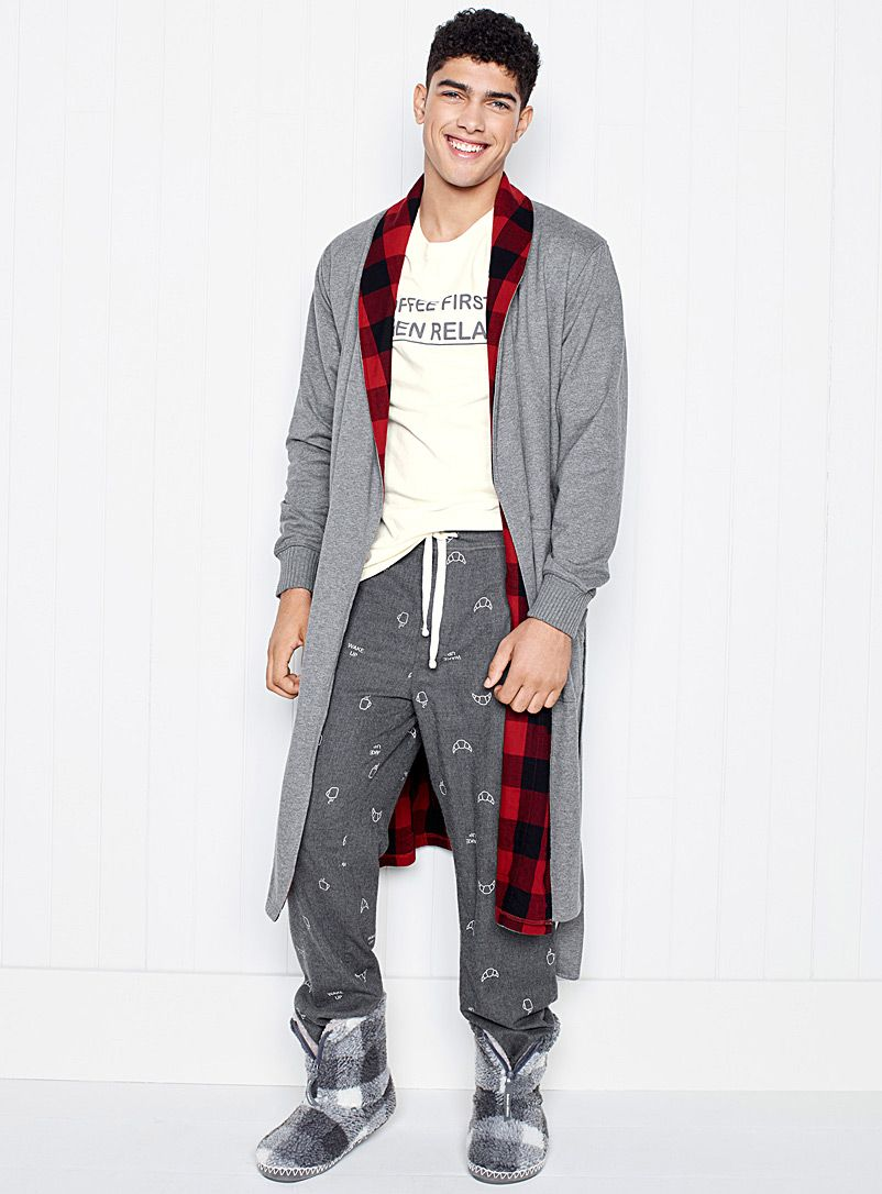Mens Christmas Pajamas.Holiday Catalogue Simons Maisonsimons Le31 Men Fashion