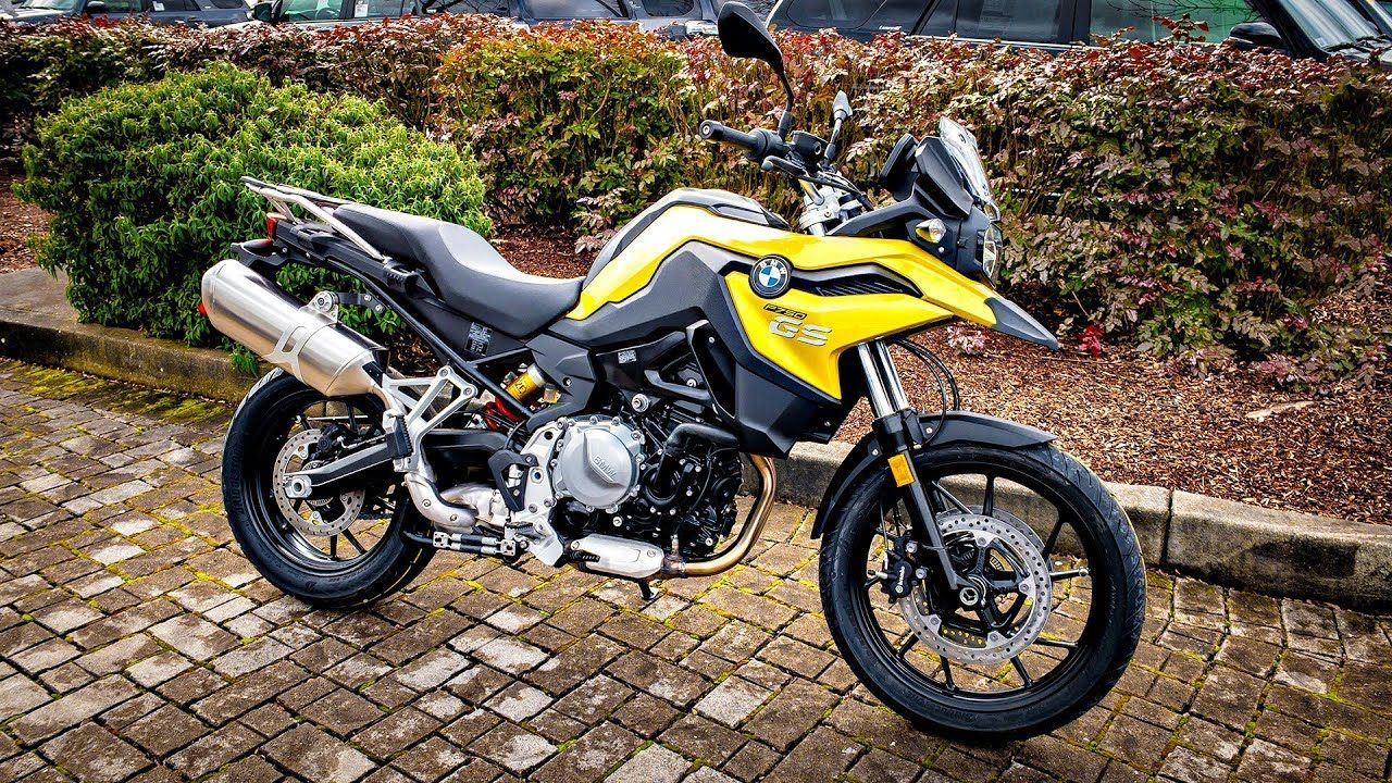 Austin Yellow F750gs It S So Groovy Baby Thesmoaks Vlog 1165 Bmw Groovy Vlogging