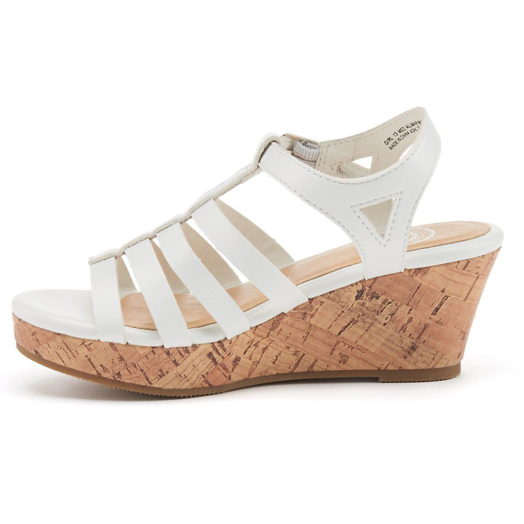 SO® Maple Girls' Wedge Sandals | Kohls