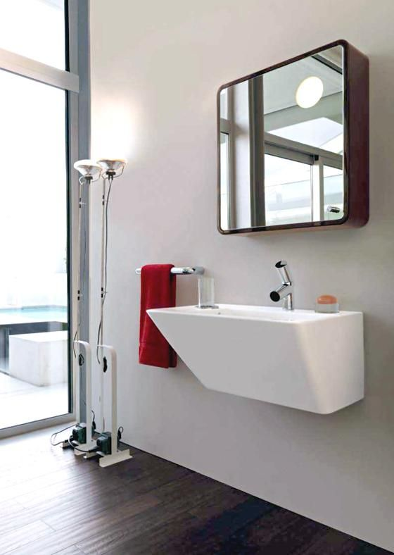 c3136b7494 30 idee per l'illuminazione bagno | bagno _ bathroom | Illuminazione ...