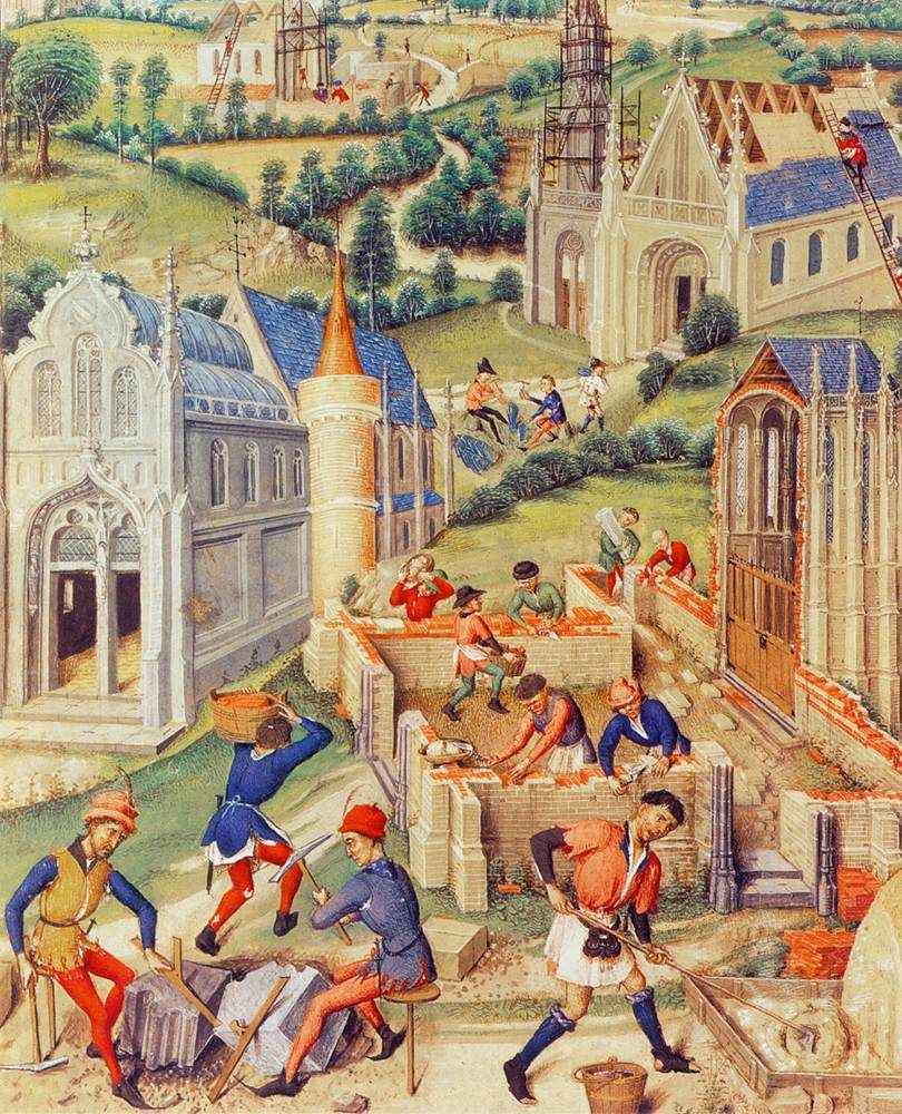 european castles of the medieval era essay Define medieval medieval synonyms and the graceful towers and battlements of a couple of medieval castles medieval era medieval era medieval.