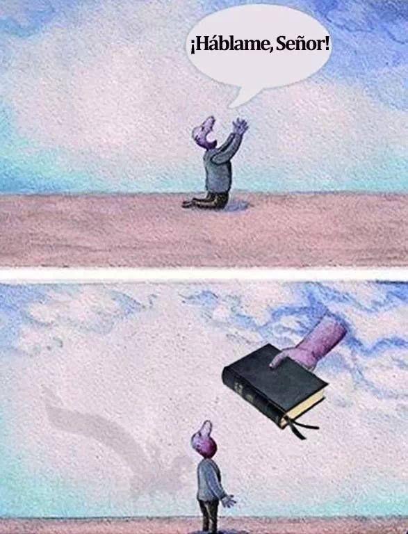 Jehová nos ha dado un manual de instrucciones que garantiza la mejor operatividad de nuestros vidas y propósitos.