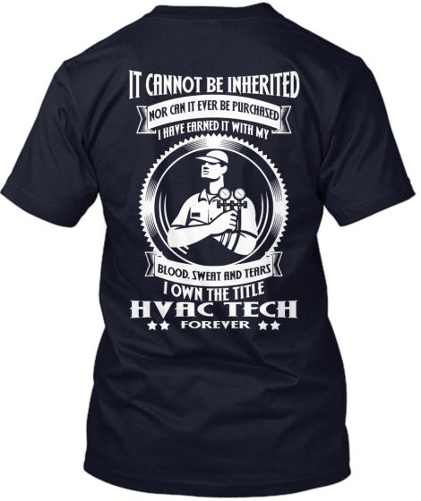 HVAC Technician Teespring Hvac technician, Hvac, Hvac