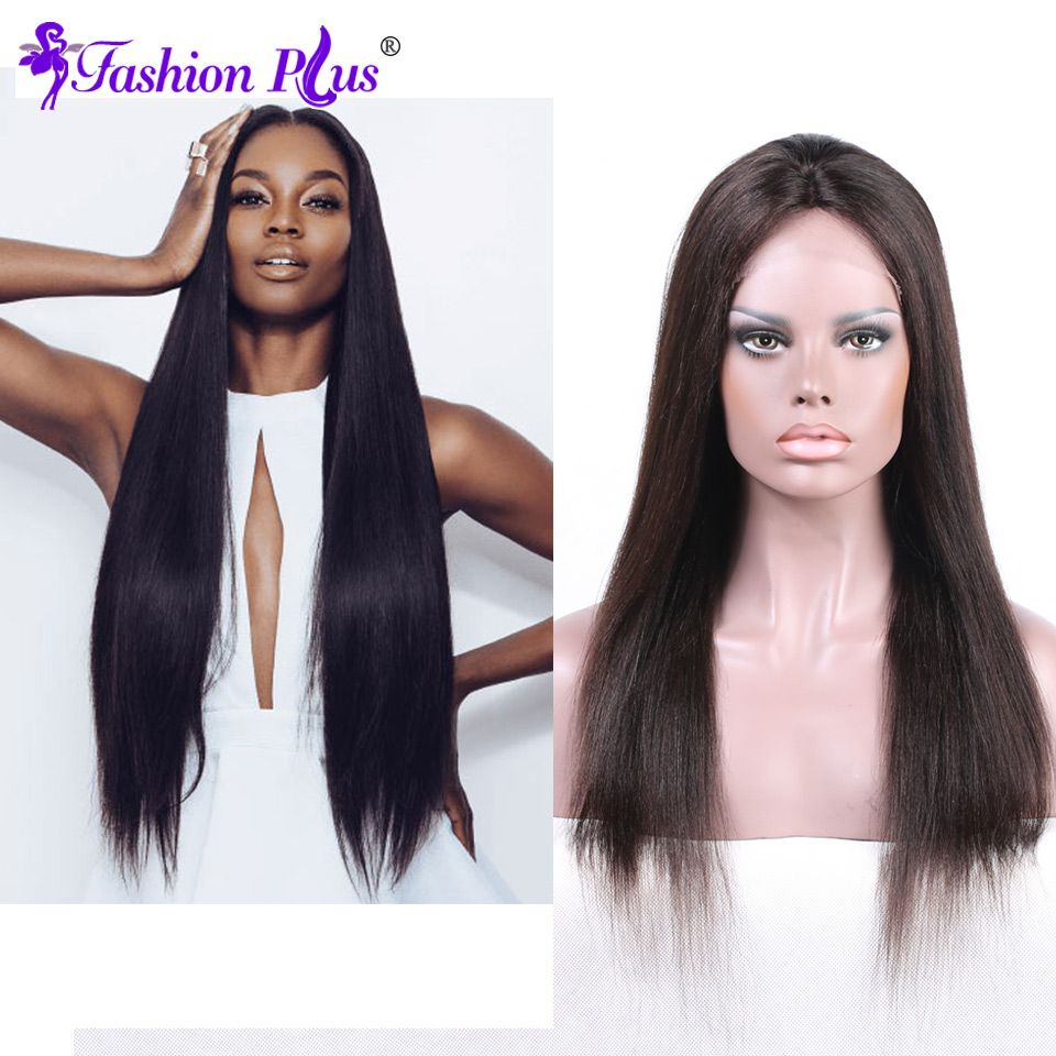 Find More Human Wigs Information about 130% Density Full Lace Wig Peruvian Virgin Hair Lace Wigs Straight Full Lace Human Hair Wigs For Black Women With Baby Hair,High Quality wig,China wig kit Suppliers, Cheap wig outlet from Fashion Plus Unprocessed Virgin Hair Store on Aliexpress.com