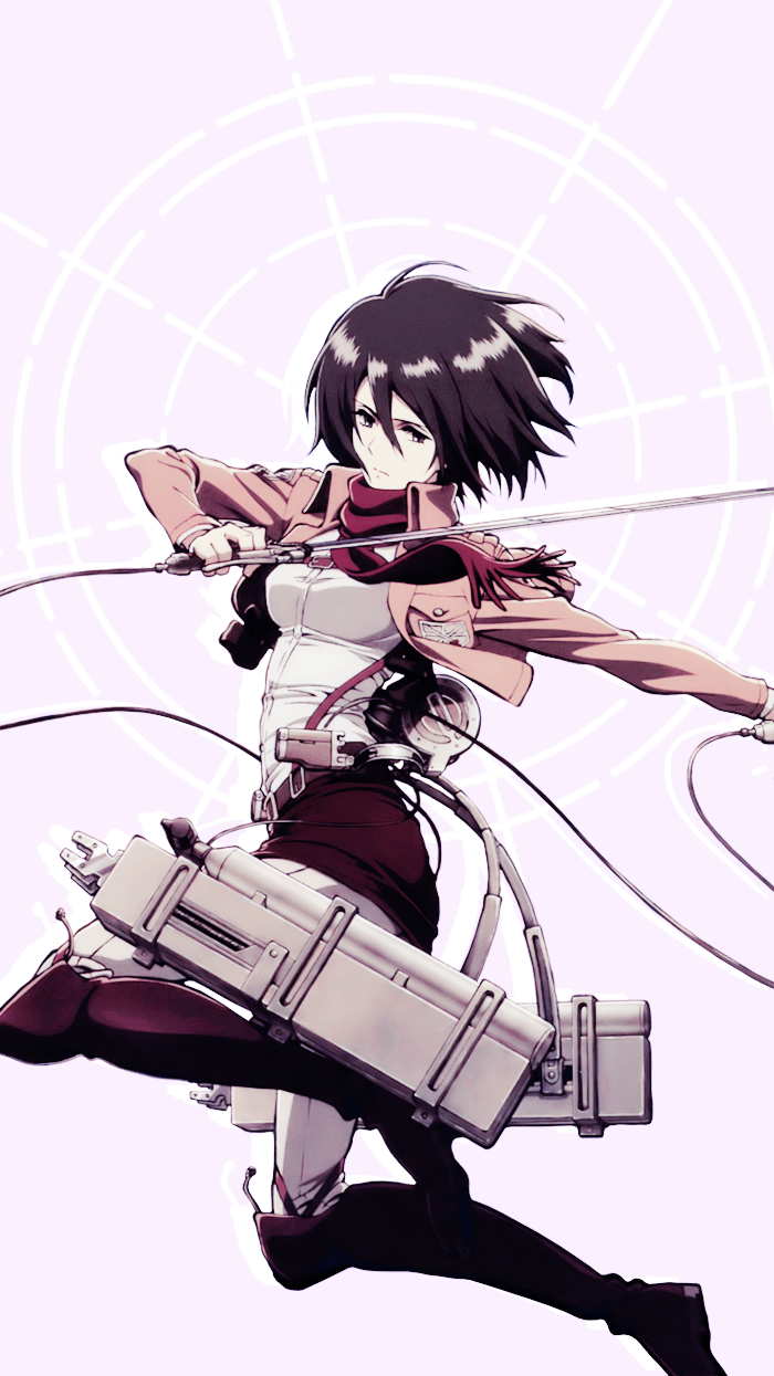 Shingeki No Kyojin Mikasa Wallpapers For Anonymous Áƒ¦ Áƒ¦ Kyojin Shingeky Shingeki No Kyojin