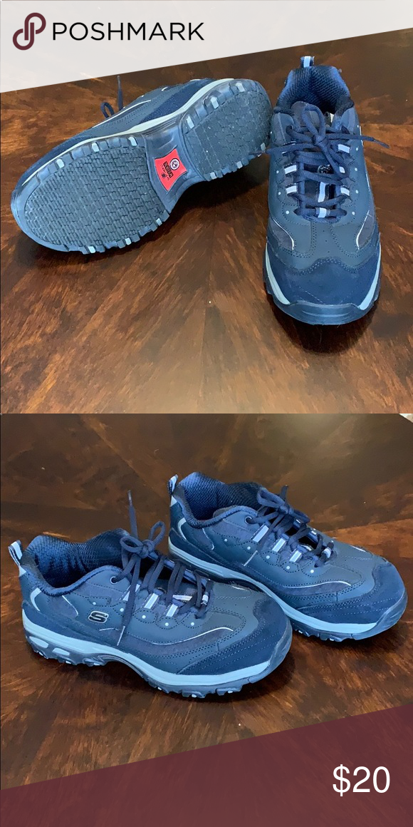 Skechers sneakers Heavy duty, slip