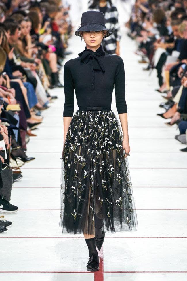 Christian Dior ready-to-wear autumn/winter '19/'20