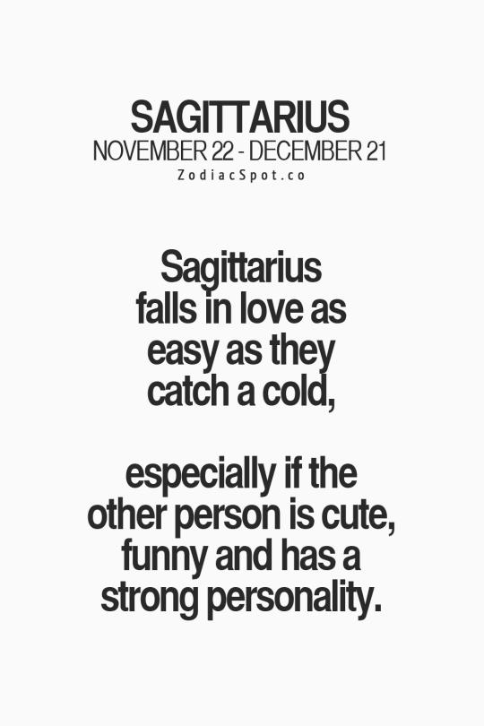 Sagittarius traits