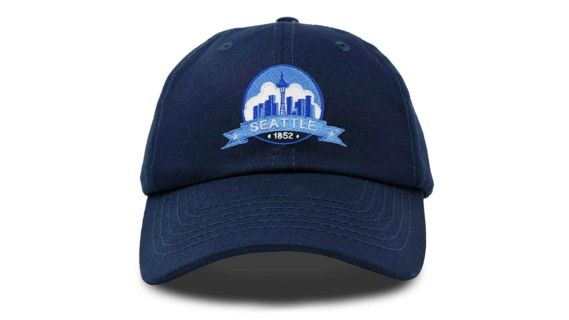 Seattle Cap Embroidery Video Cap Embroidery Seattle Video Embroidery Videos Logo Design Trends Fashion Logo Design