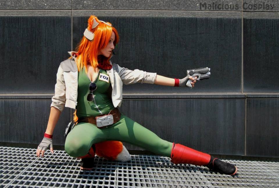 Star Fox gender bend - //malicious-cosplay.deviantart.com & Star Fox gender bend - http://malicious-cosplay.deviantart.com ...