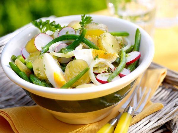 Aardappelsalade - Libelle Lekker!