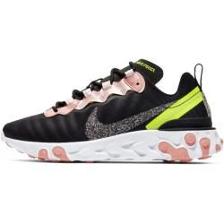 Nike React Element 55 Premium Damenschuh - Schwarz Nike #purses