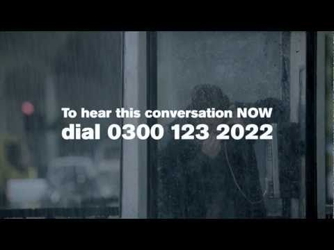Missing People launched its new European phone number, 116000, in Britain and 15 other countries for International Missing Children's Day. To do so, this video was released and launched in cinemas. All seems relatively standard, until, the video, perhaps controversially given the fact it'd be in a cinema, asks you to phone a number to hear a conversation had between the character and a Missing People representative. It's a brilliantly innovative way to broach a serious subject.