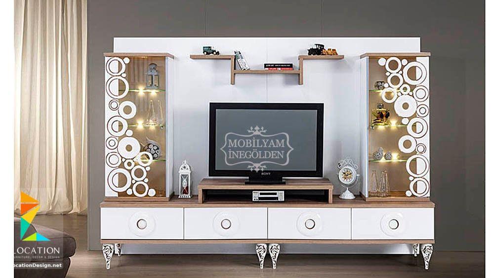 اسعار مكتبات خشبية للبيع في مصر Flat Screen Electronic Products Flatscreen Tv