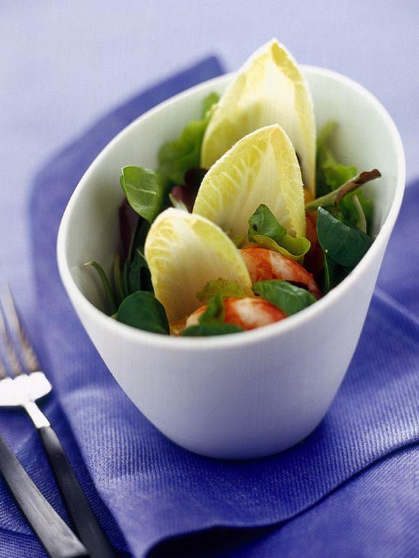 Insalate 10 ricette leggere e sfiziose insalata di for Ricette insalate