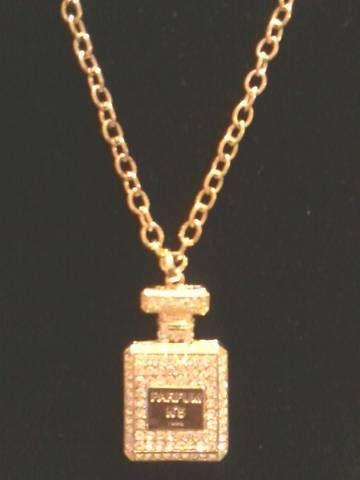 Registrant Whois Contact Information Verification Bottle Necklace Vintage Chanel Chanel No 5